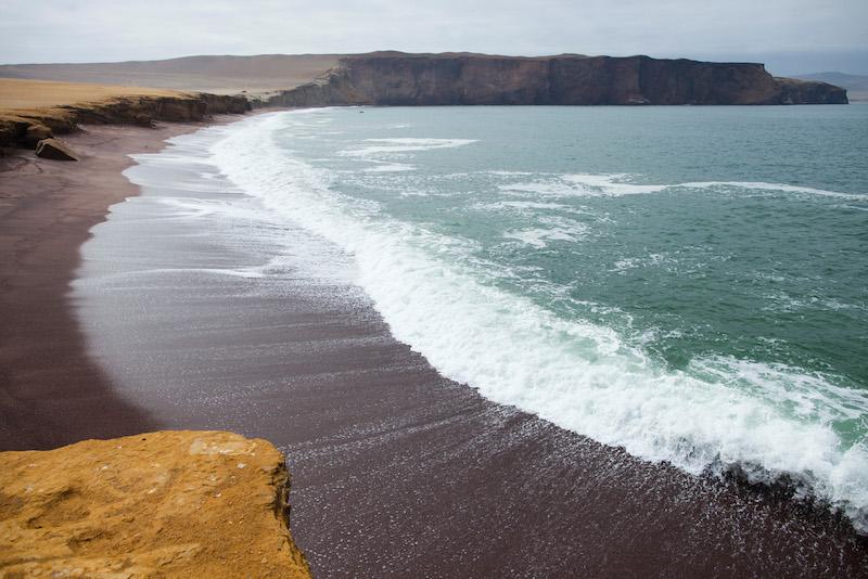 Paracas & Nazca Lines 3D - Paracas National Park Pacific Coast.jpg