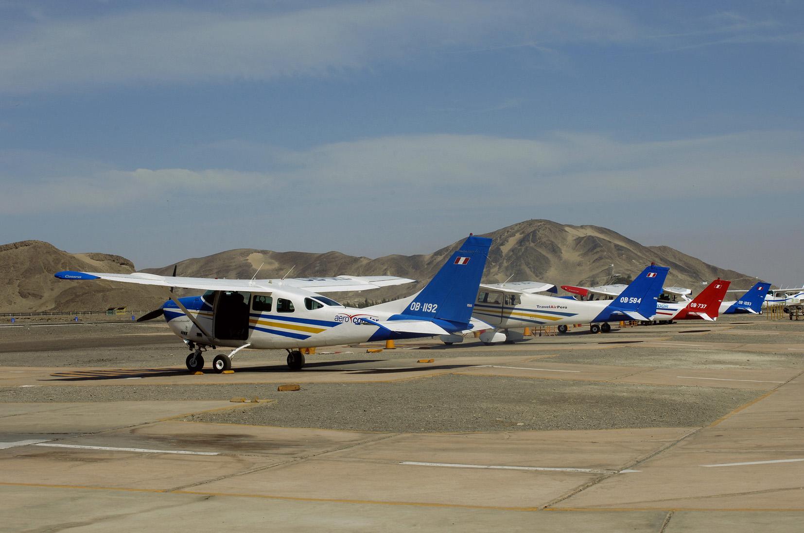 Paracas & Nazca Lines 3D - Nasca Aerodrome.jpg