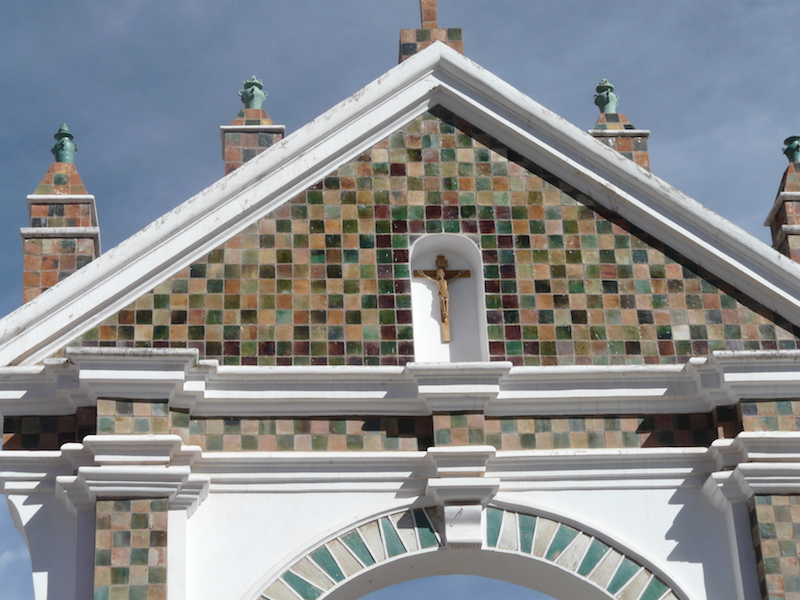La Paz & Uyuni 4D - Church Detail.JPG