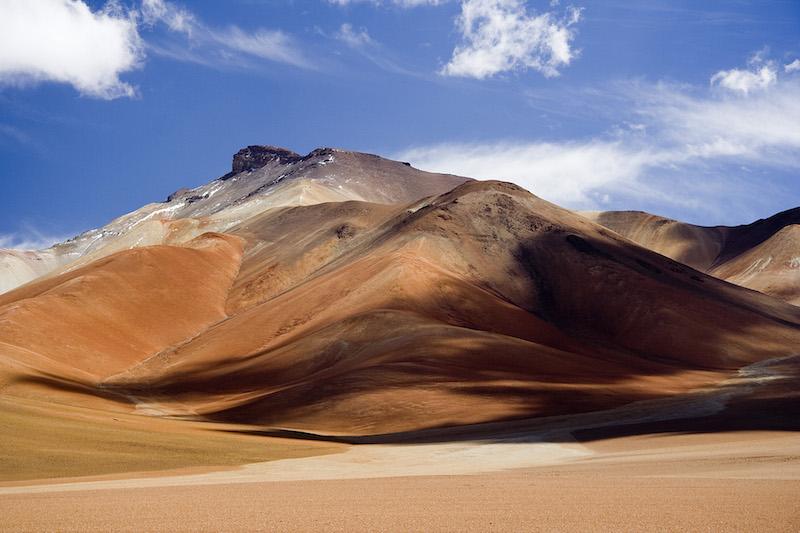 La Paz & Uyuni 4D - Colourful Mountain