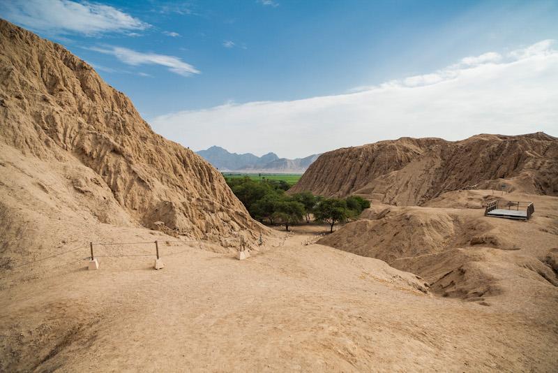 Chiclayo - Trujillo - Huaca Rajada Pyramid - Sipan.jpg