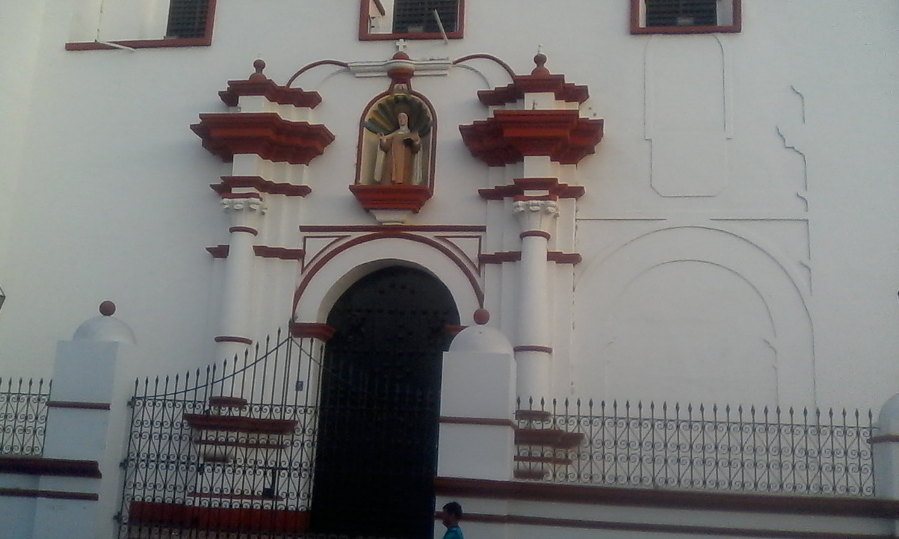Chiclayo - Trujillo - Church Doorway.jpg