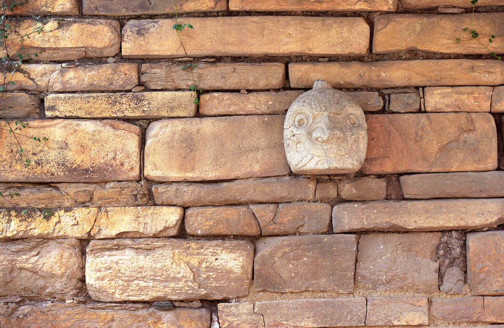 Huaraz, Ancash - Chavin de Huantar - Anthropomorphic Figure.jpg
