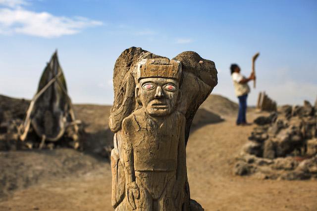 Trujillo, La Libertad - El Brujo Archaeological Site.jpg