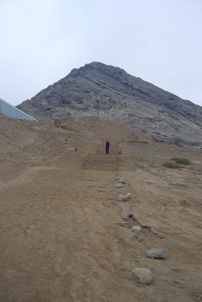 Huaca de la Luna: Cerro Blanco
