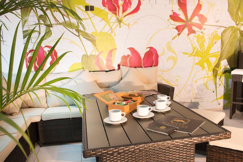 Manatee: Tea Service