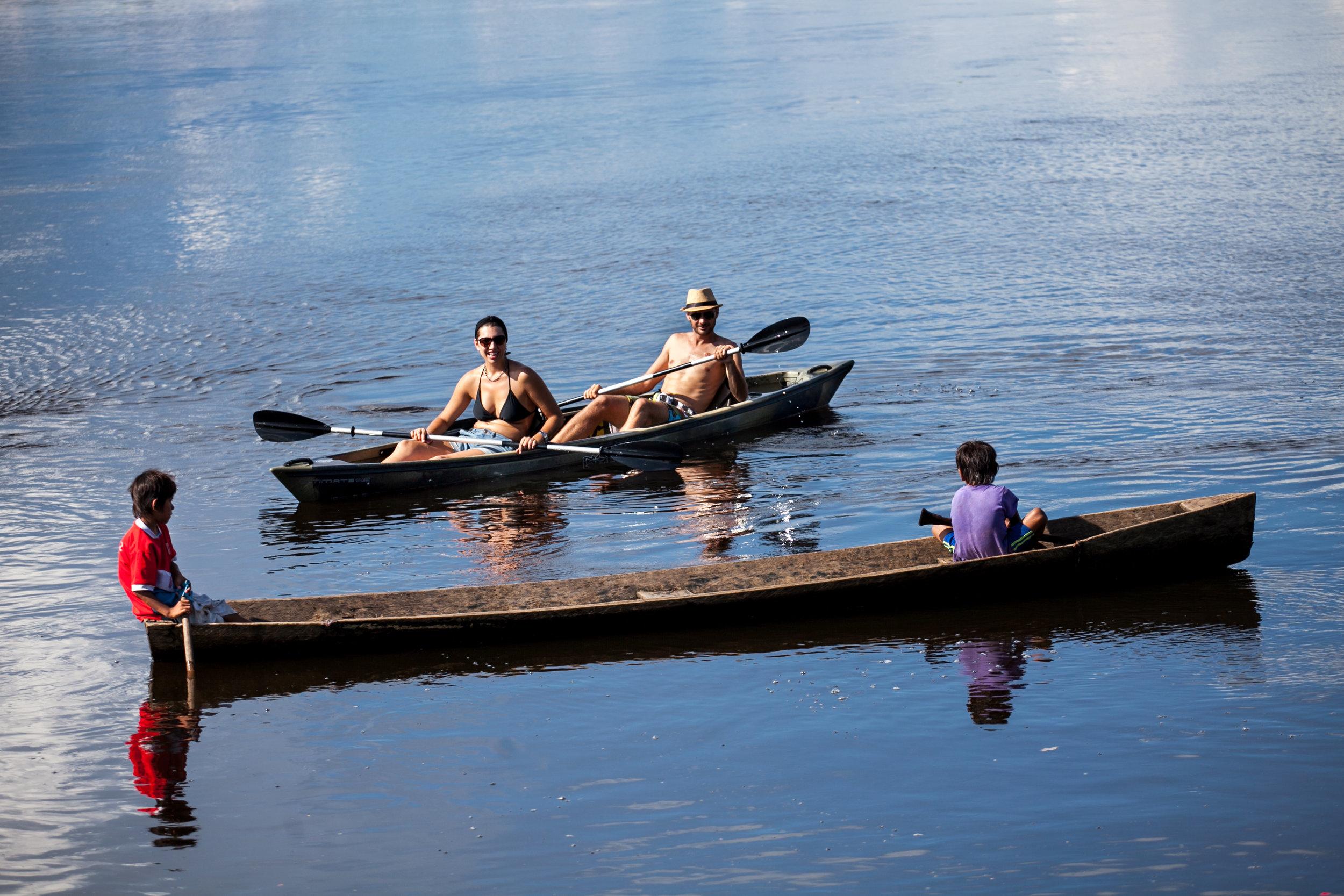 Best Amazon Experiences - Kayaking from Delfin II.jpg