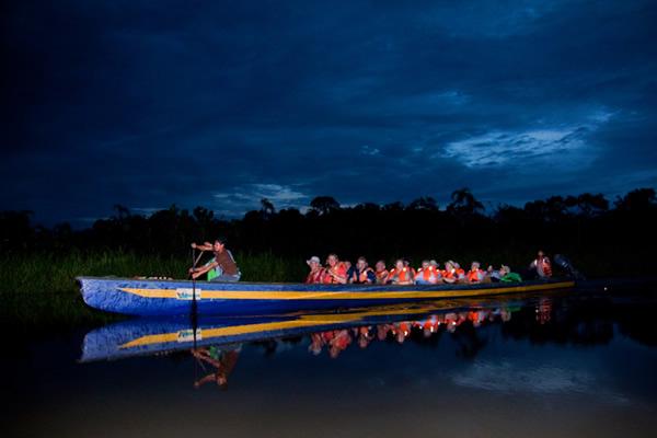 Best Amazon Experiences - Limoncocha Reserve at Dusk.jpg