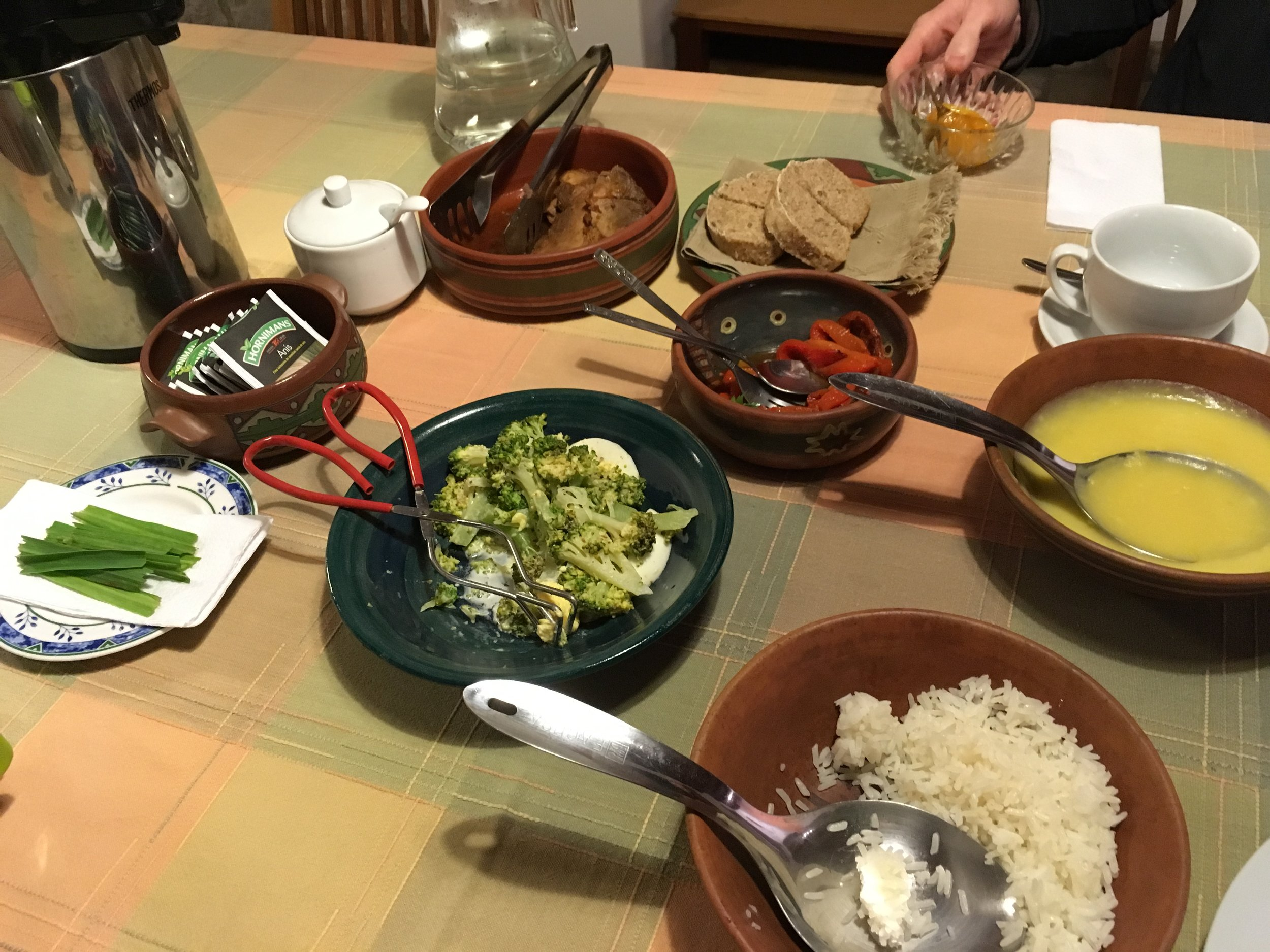 Levy & Evers - Chachapoyas Testimonial - Casa Mallqui Meal.jpg