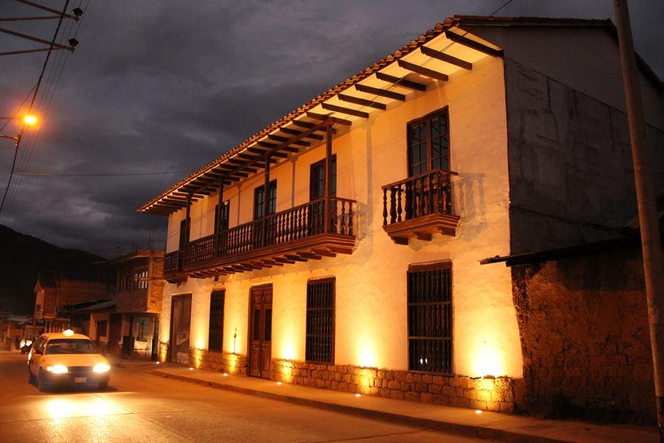 La Xalca, Chachapoyas