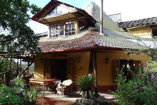 Kentitambo, Leymebamba