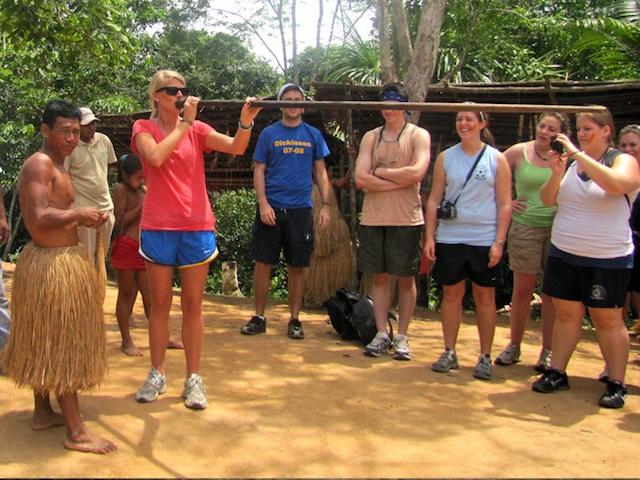 Pacaya-Samiria Amazon Lodge