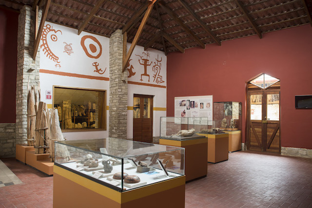 Leymebamba Museum, home to the mummies & artifacts from Laguna de los Condores.