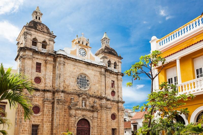 Bogota & Cartagena 7D