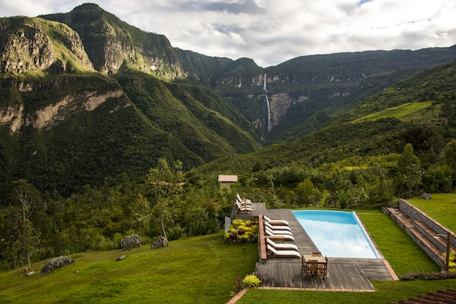 Gocta Andes Lodge, Chachapoyas