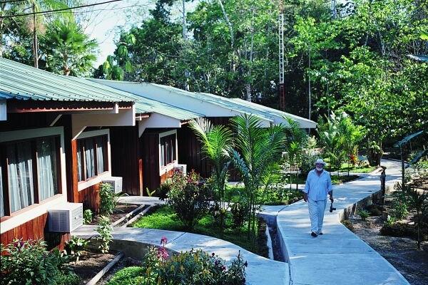 Ceiba Tops, Iquitos