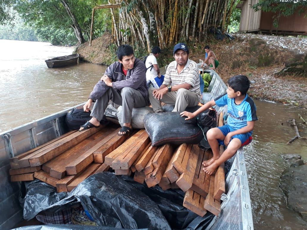 Peter Howard Testimonial - Rio Abiseo Boat Passengers & Cargo.jpg