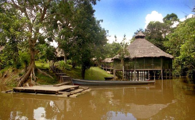 Amazonas Sinchicuy Lodge, Iquitos