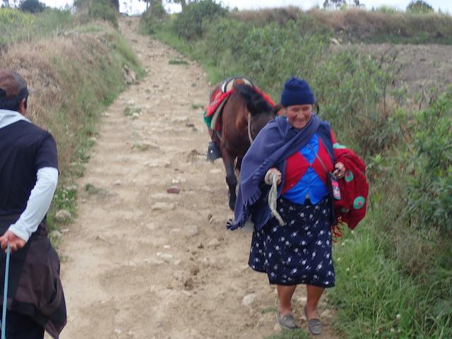 Van Eeeden x 2 - Gran Vilaya Trek & Tambopata Testimonial - Local Lady.JPG