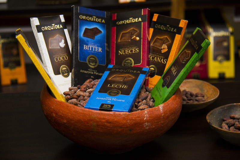 Cacao in Northern Peru - Tarapoto - Chocolate Bars.jpg