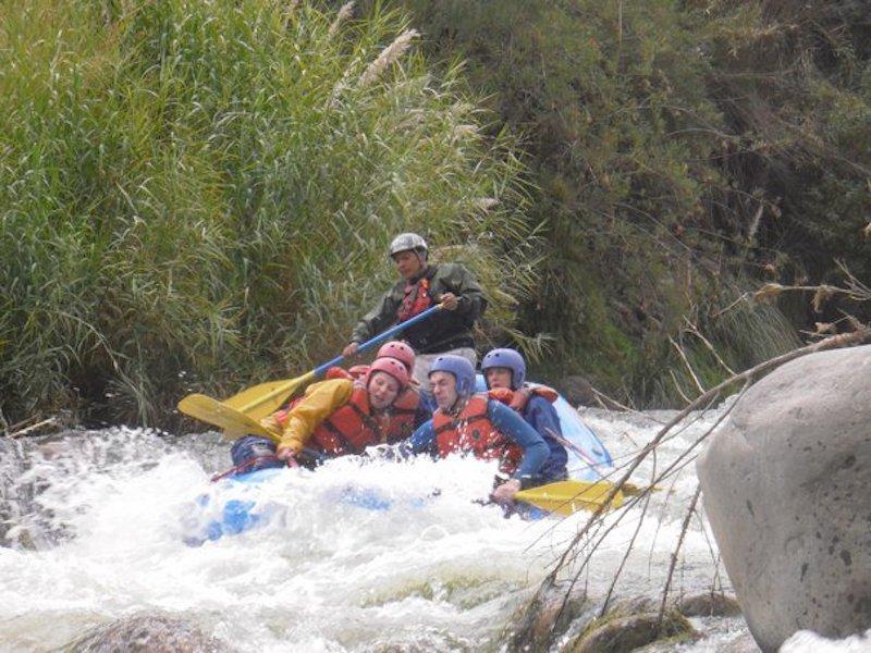 Utcubamba River, Chachapoyas