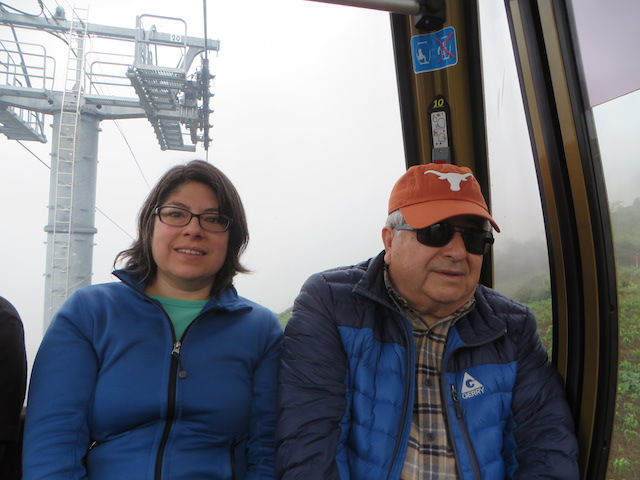 Reynoso x 5 - Chachapoyas Testimonial - Kuelap Cable Car Ride.JPG