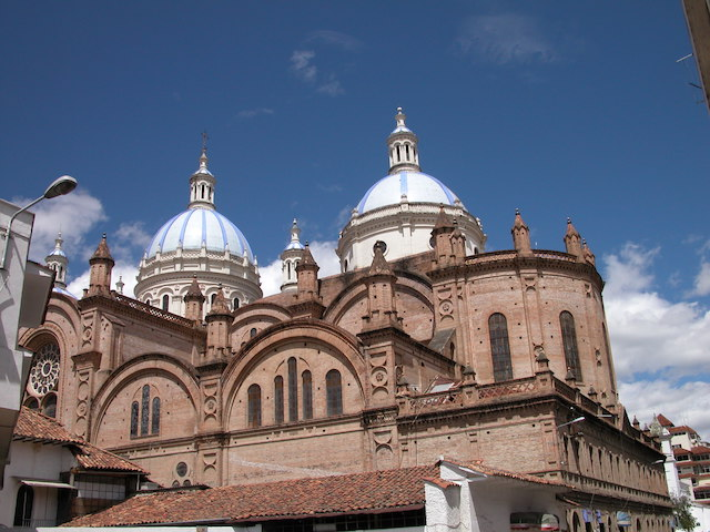 Cuenca Cathedral.
