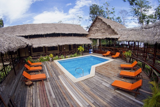 Heliconia Amazon River Lodge, Iquitos
