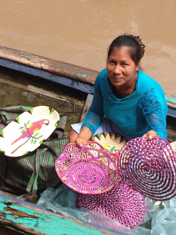 Elizabeth Harrold - Peruvian Amazon Blog - Amazonian Saleswoman.jpg