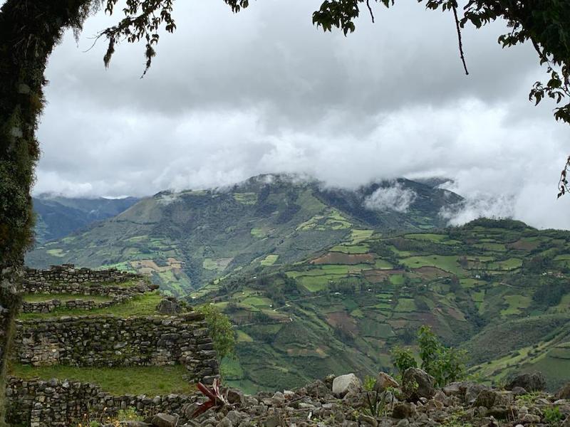 Elizabeth Harrold - Peruvian Amazon Blog - View from Kuelap.jpg