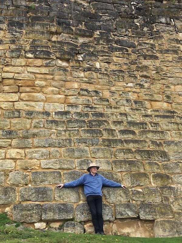 Eckett x 3 - Northern Peru trip - Kuelap Wall.jpeg