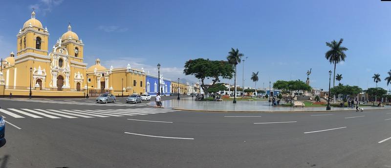 Eckett x 3 - Northern Peru trip - Trujillo Cathedral & Plaza de Armas.jpeg