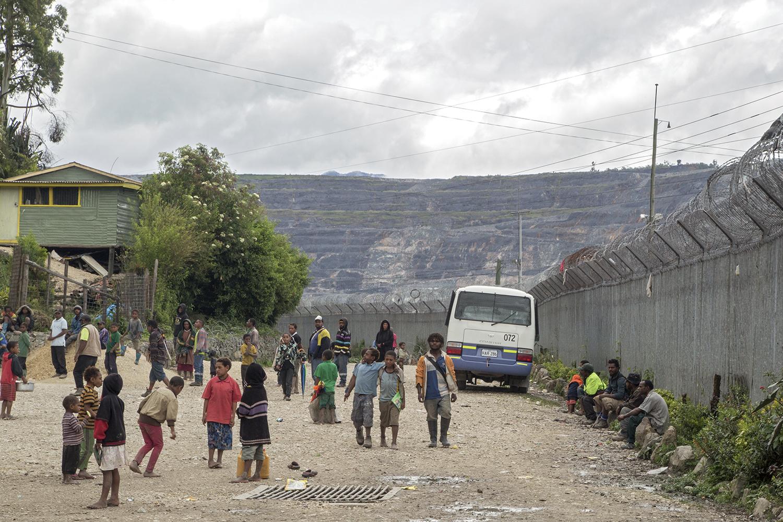 Kulapi Village, Porgera 2015