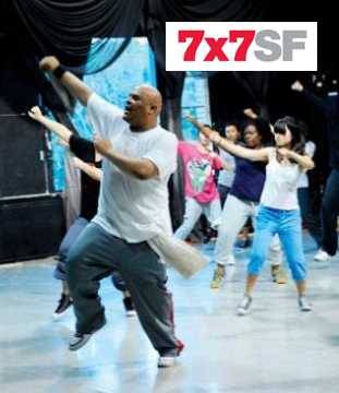 7x7 Magazine, October 2010    San Francisco's Best Dance Classes: 9 Places to Bust a Move  Read more