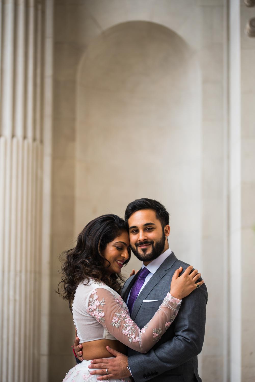 Nottingham wedding photographer in London