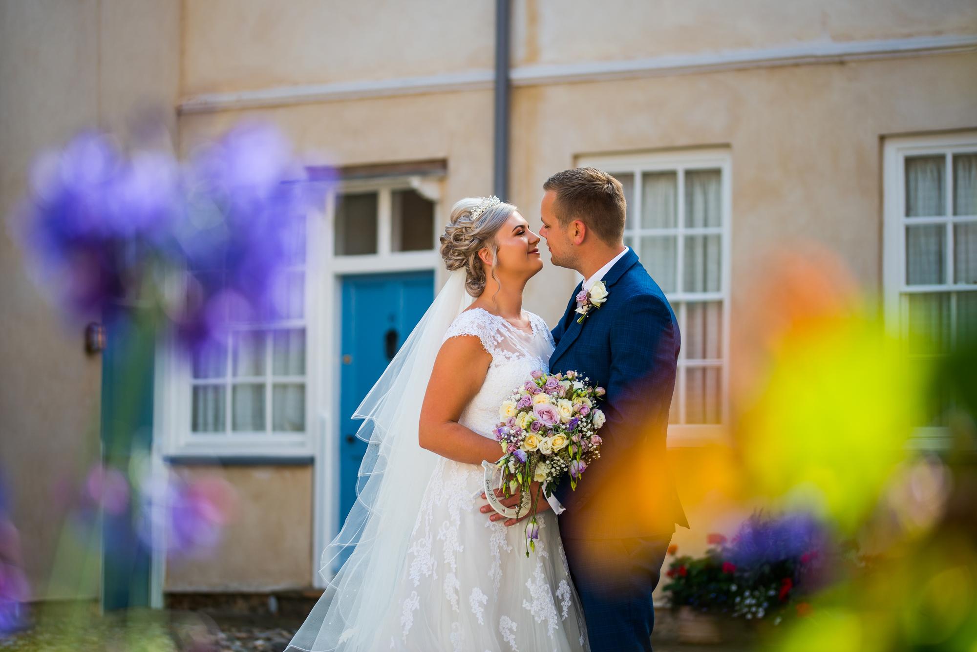 Nottingham wedding photographer in Kings Lynn