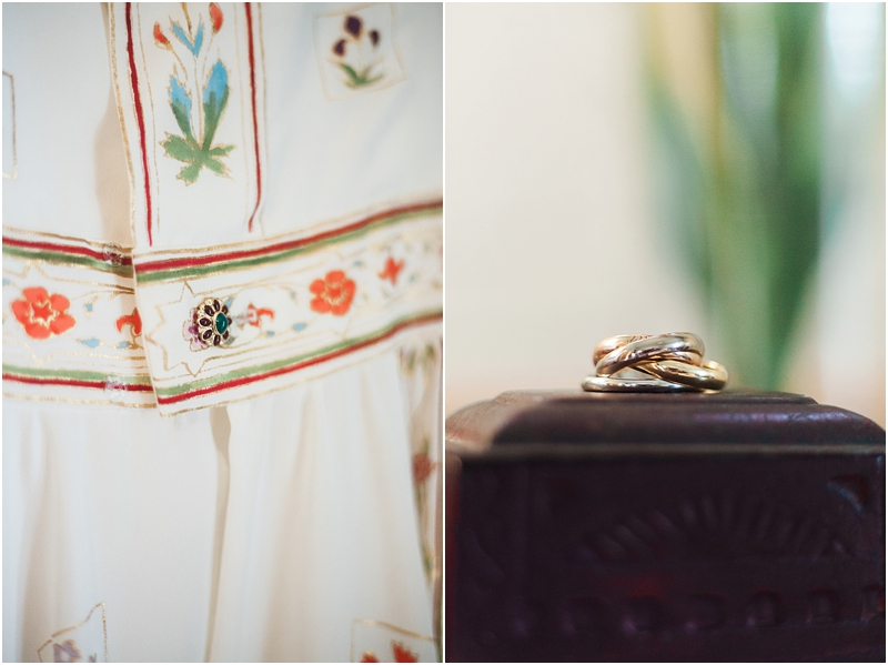 More details! These intricate details can really make your Big Day shine!