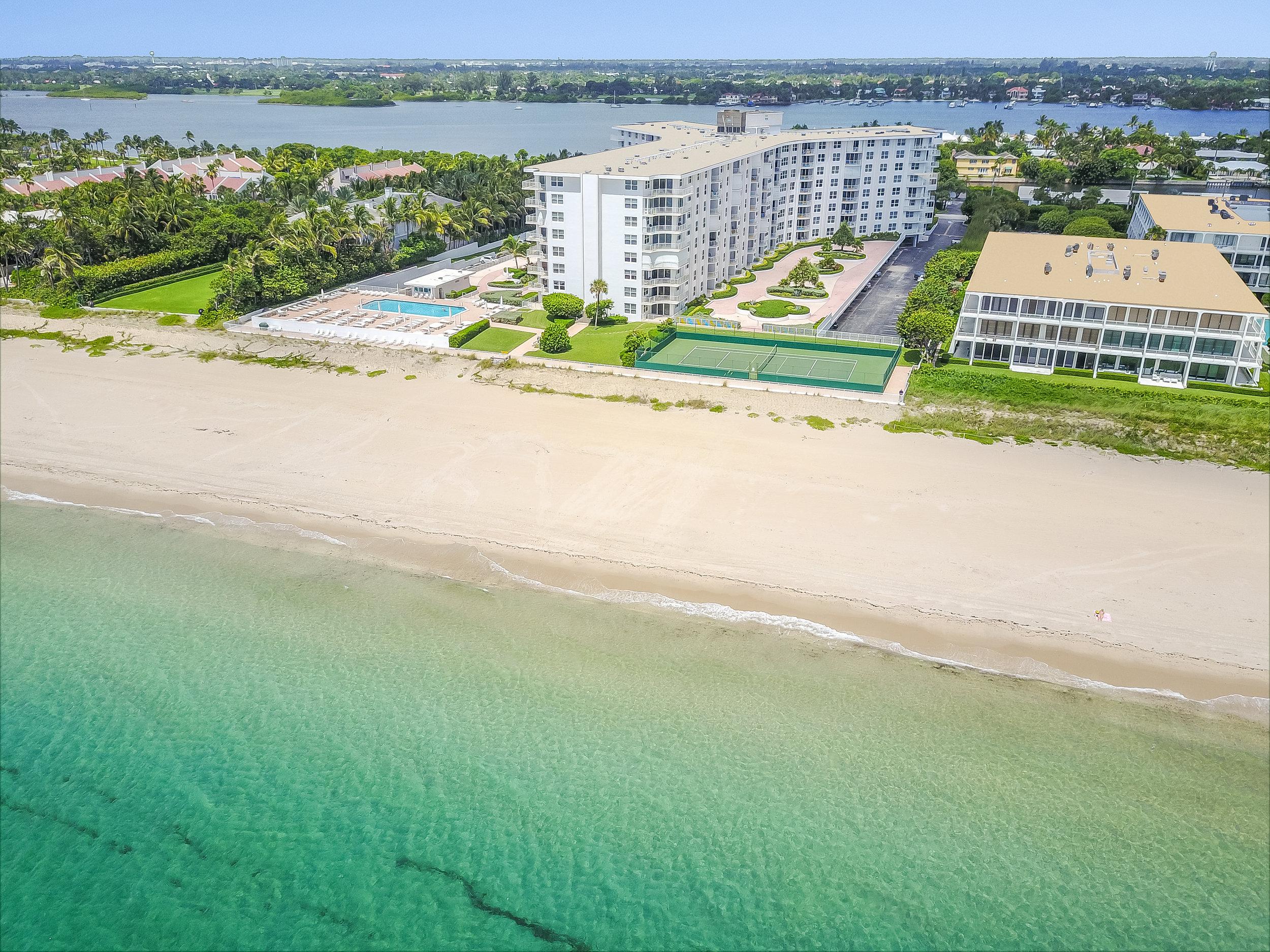HARBOUR HOUSE   2295 S. Ocean Boulevard, No 219 Pam Beach, FL 33480
