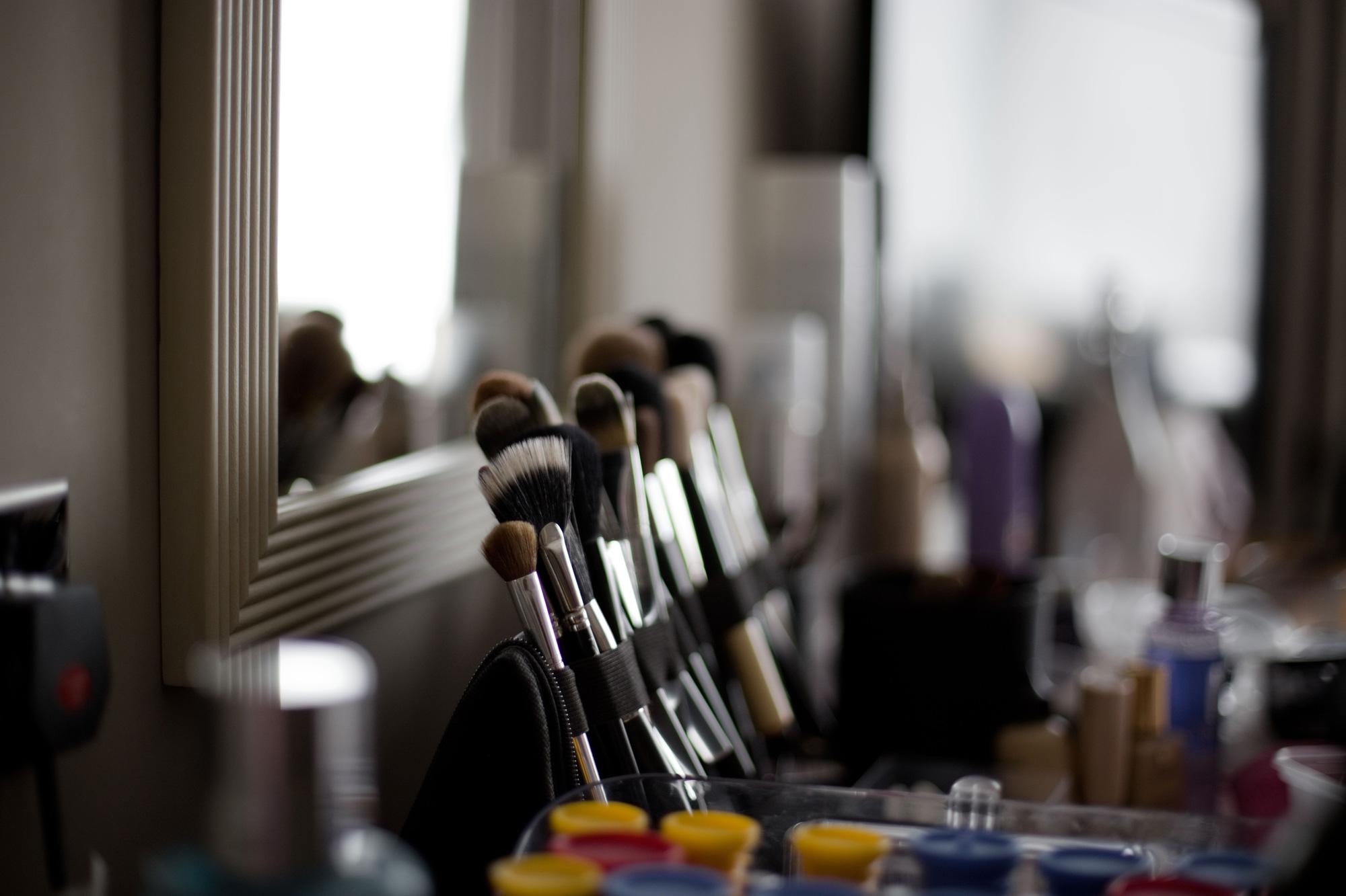 Wedding Makeup Photography