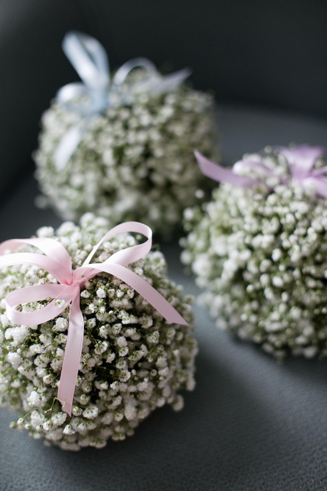 Wedding Flower PomPoms