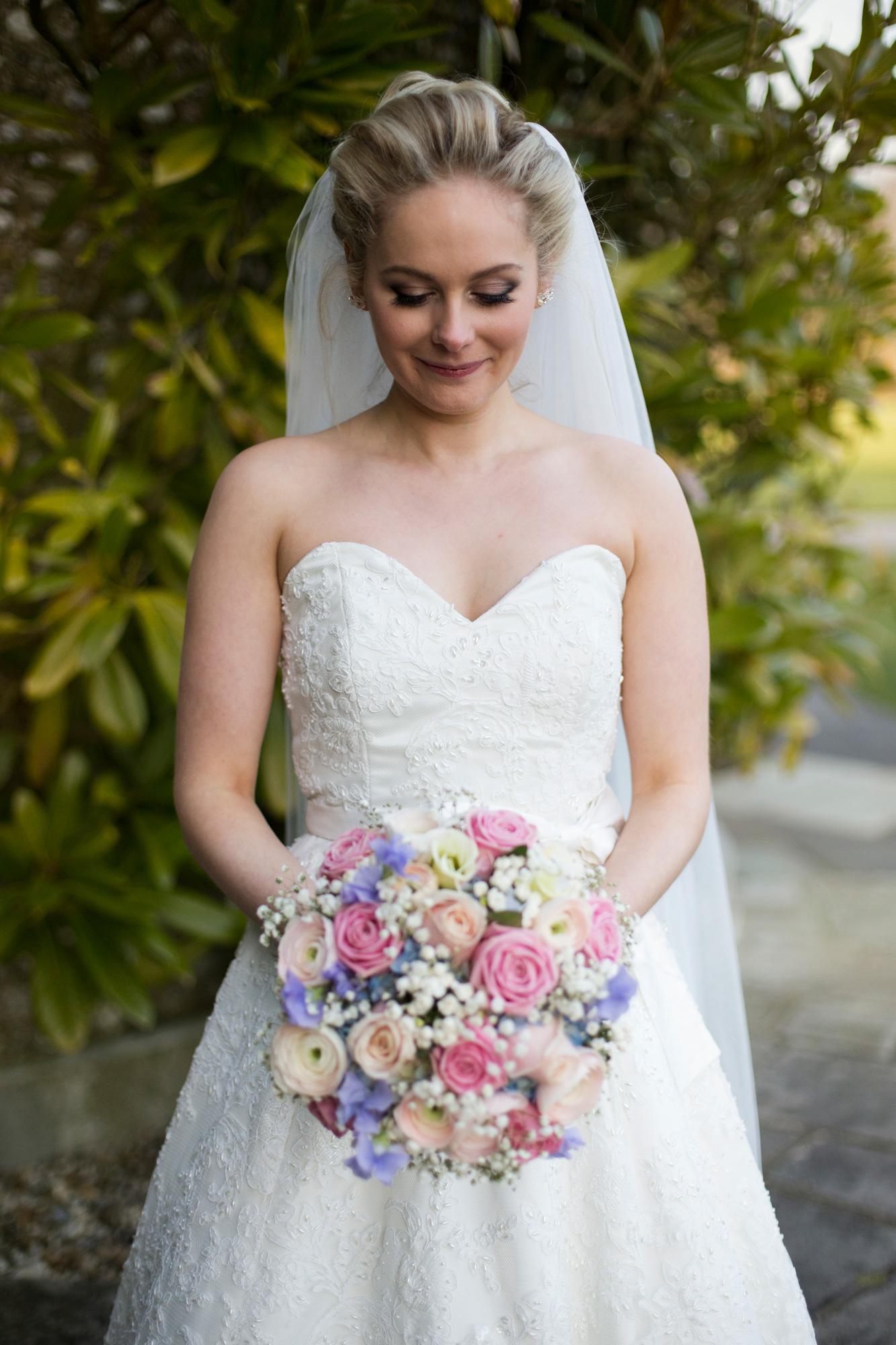 West Sussex Bridal Portrait
