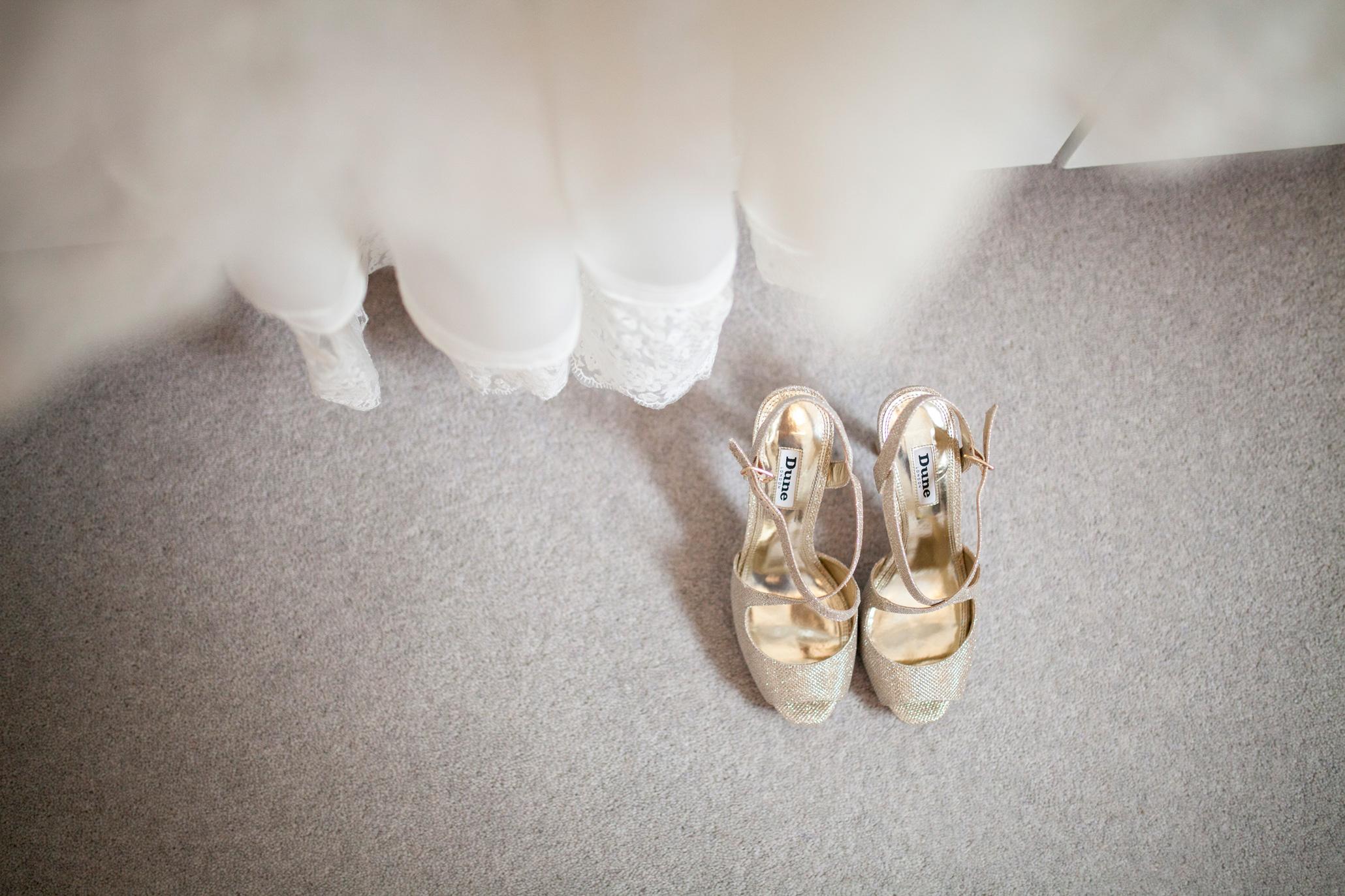 shoes, bridal, champaign, buckinghamshire wedding,