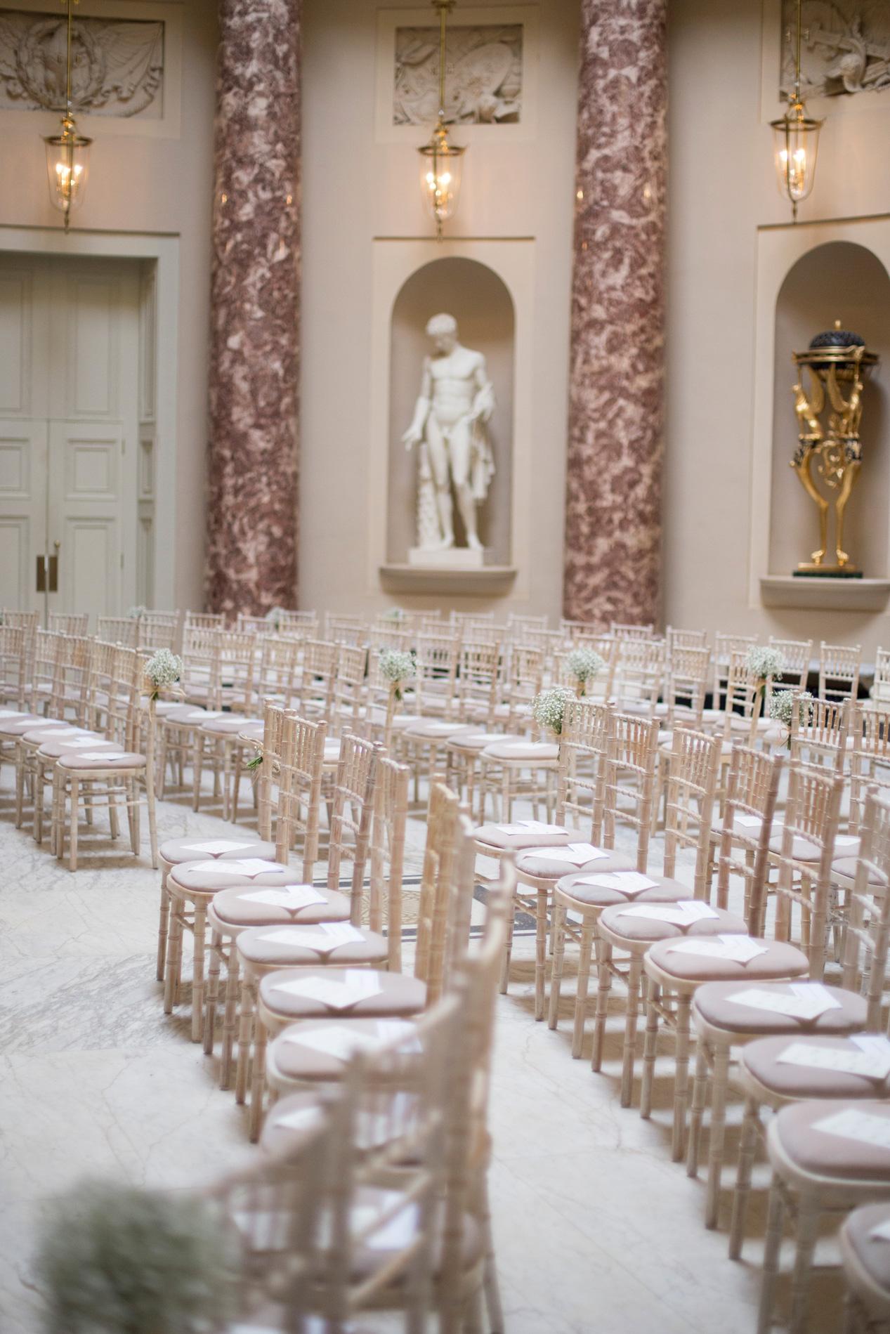 chairs, interior, Stowe, Buckinghamshire,