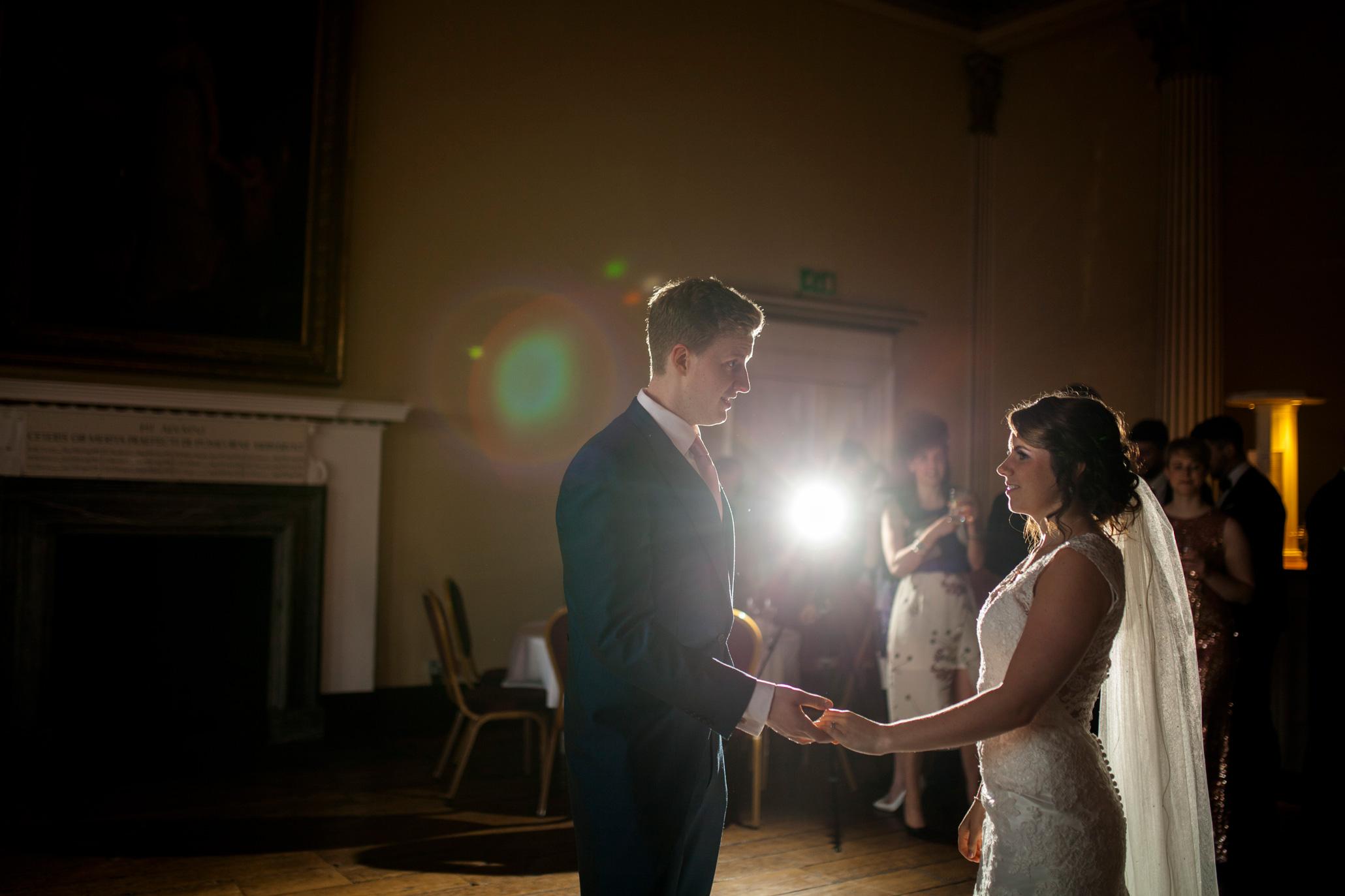 First Dance, couple, bid day, Bedfordshire Wedding,
