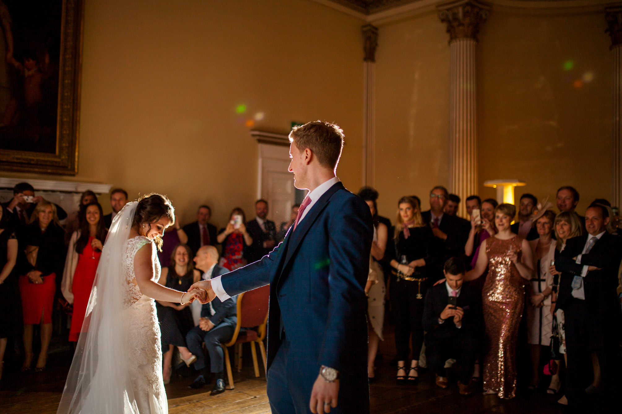 First dance, couple, intimate wedding,