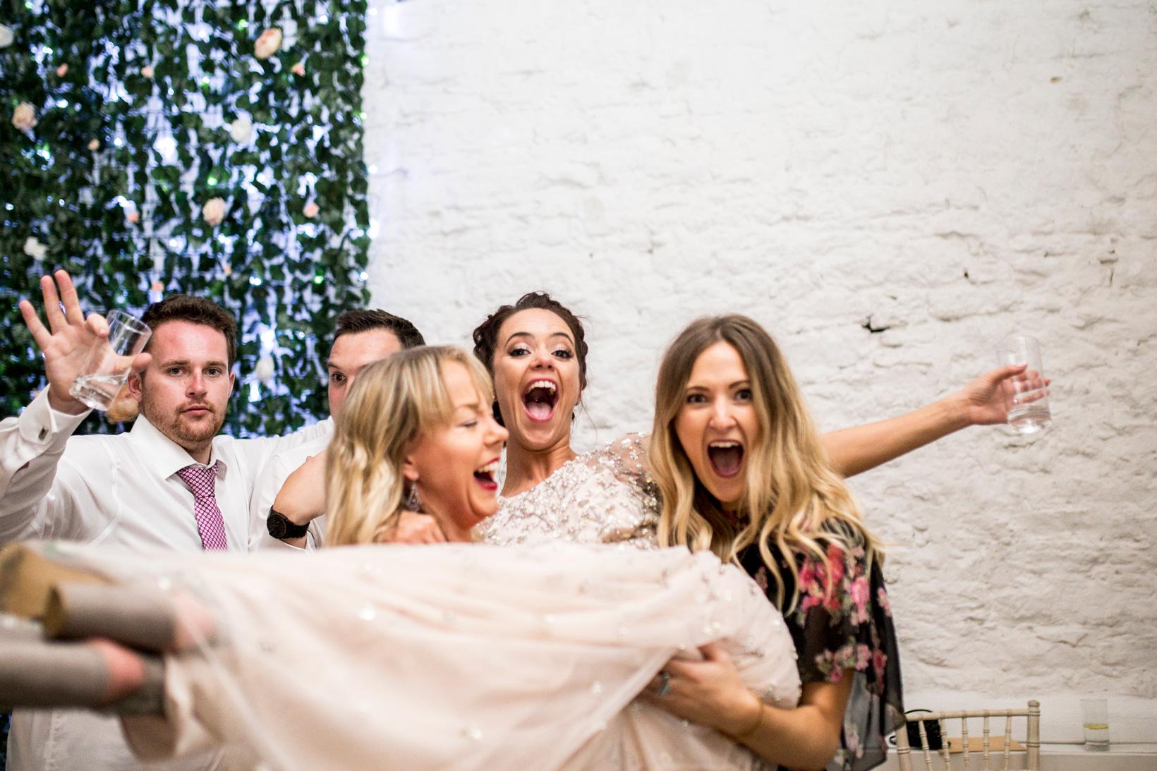 Wedding Party, Bride, Dance Party,