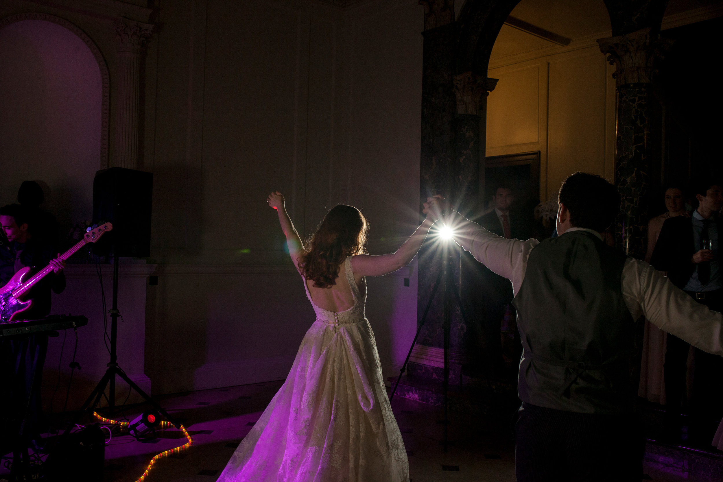 Dancing, First Dance, Chicheley Hall, Couple,