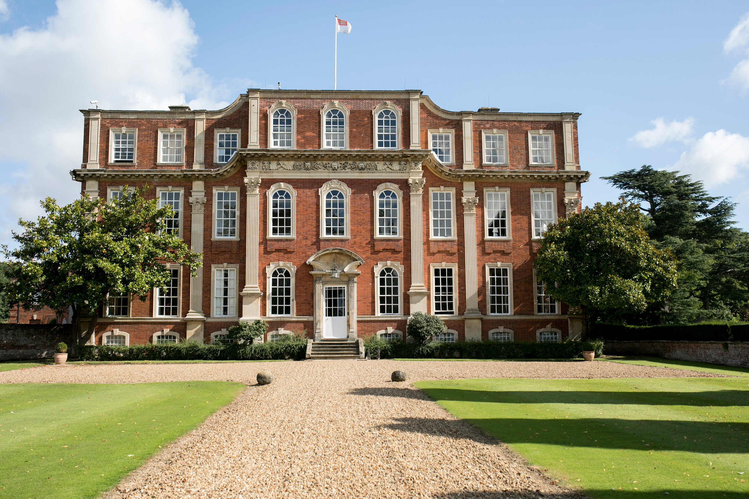 Chicheley Hall, Wedding Venue, Luxury Wedding Venue,
