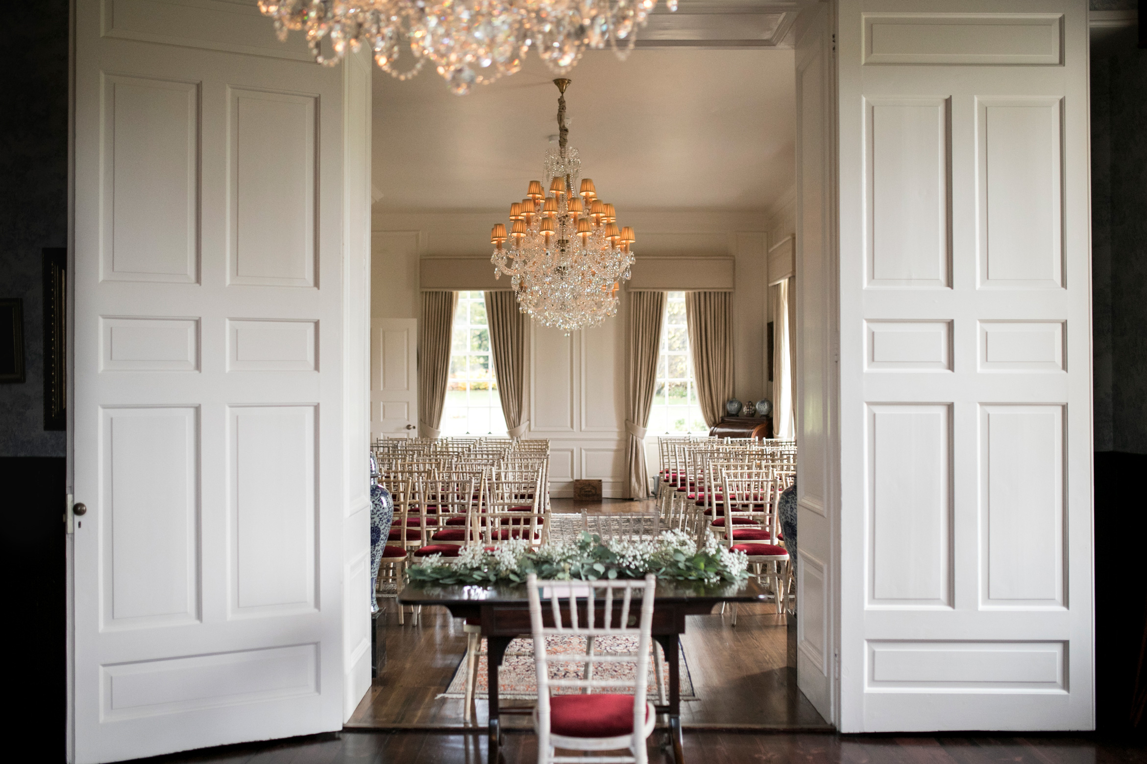 Wedding Ceremony, Luxury Wedding Venue, Bedfordshire Wedding Venue, Hinwick House,