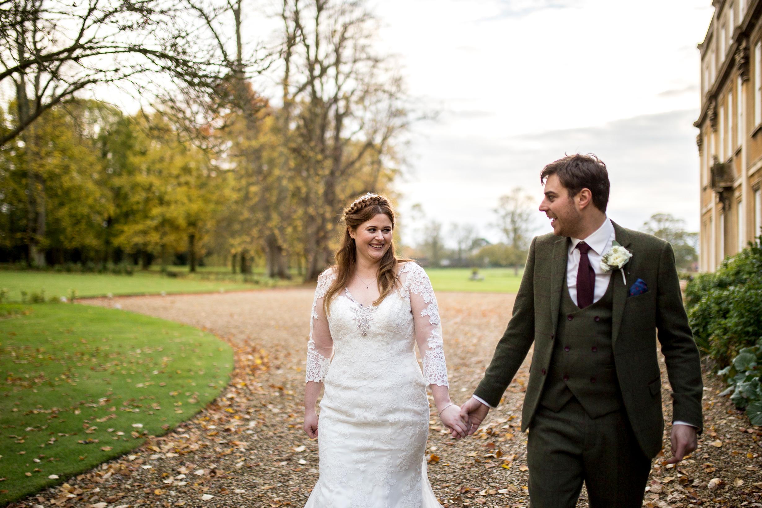 Wedding Couple, Autumn Wedding, Sunset Wedding,